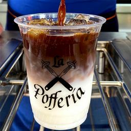 Horchata Latte Caliente