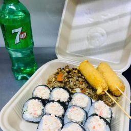 Paquete Bento Ishi