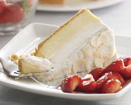 Cheesecake With Strawberry