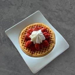 Waffle Fresa