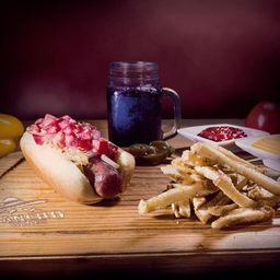 Hot Dog Pancho