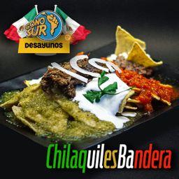Chilaquiles Bandera