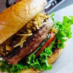 Pancho Burger Special
