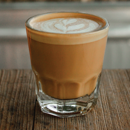 Espresso Cortado Doble
