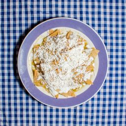Chilaquiles Pollo