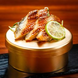 Sashimi de Anguila