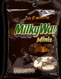 Chocolate Milky Way Minis 124 g