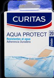 Curitas Aqua Protect Caja 20 U
