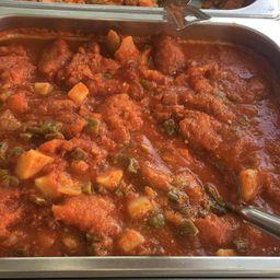 Kilo de Chicharrón en Salsa (verde O Roja)