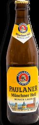 Cerveza Paulaner Original Müncher Hell Clara 500 mL