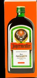 Licor de Hierbas Jaggermeister Botella 700 mL