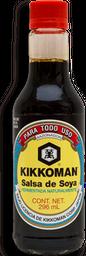 Salsa de Soya Kikkoman 296 mL
