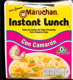 Sopa Instantánea Maruchan Camarón 64 G
