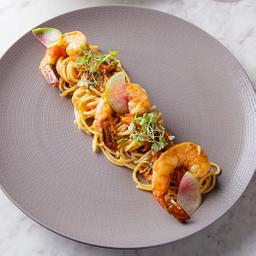 Spaghetti Camarón