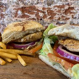 Chicken Sándwich Combo