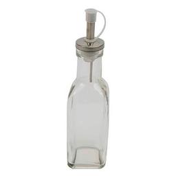 Frasco Con Tapón Para Aceite aprox. 180 mL 19x5.5 cm