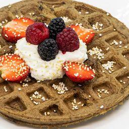 Keto Cocoa Waffle