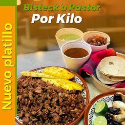Kilo Al Gusto (pastor O Bisteck)