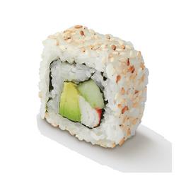 Sushi de Cangrejo