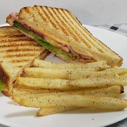 Club Sándwich Jamón de Pierna