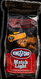 Carbón Kingsford Match Light Bolsa 2.81 Kg