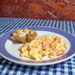 Huevos Tocino
