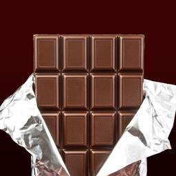 Barra de chocolate oscuro 72% cacao 300g