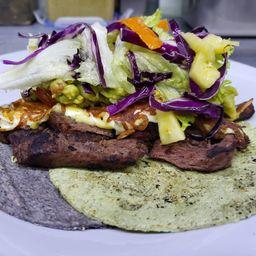 Taco Campechano (Arrachera/Argentino)
