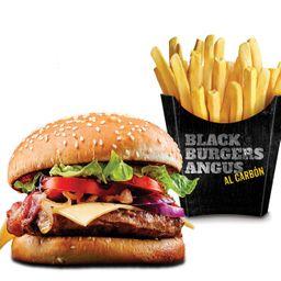 Black Burger Classic