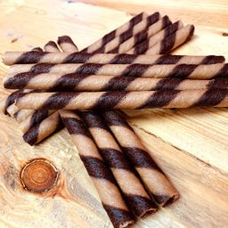 Popote de Chocolate
