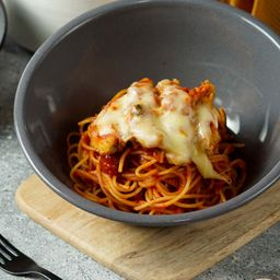 Pechuga Parmesana