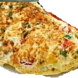 Omelete a la mexicana