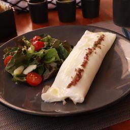 Omelette de Salmón