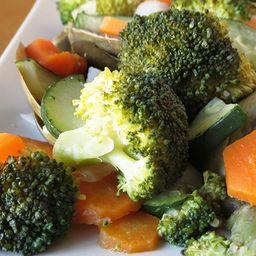 Verduras Al Vapor 1/2 l