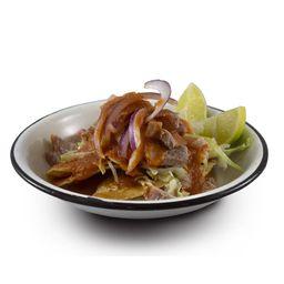 Taco Dorado de Frijol