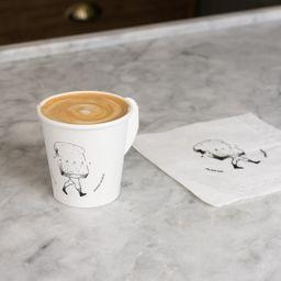 Espresso Cortado 12 Oz