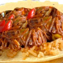 Taco Carne de Res