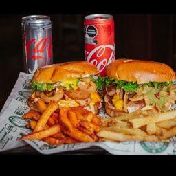 Burger Match!