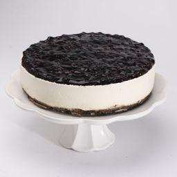 No-bake Cheesecake Blueberry