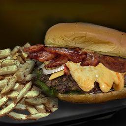 Lion Burger