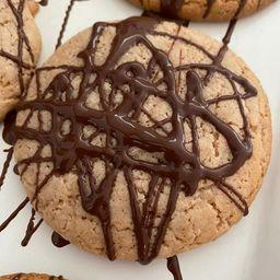 Galleta de Almendra con Chocolate