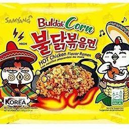 Ramen Coreano Corn