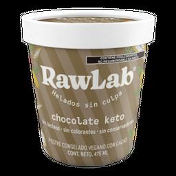 Helado de Chocolate Keto 1/2l