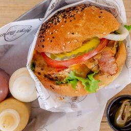 Classic Burger Market
