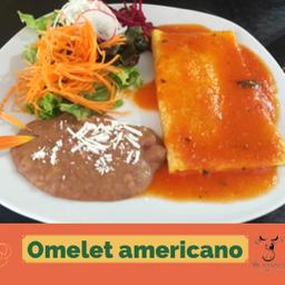 Omelette Americano