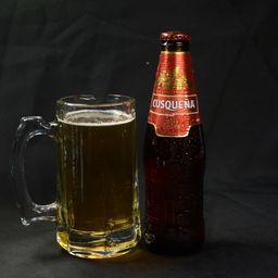 Cerveza Lager Dorada 330 ml