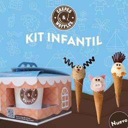 Kit Infantil