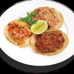 Paquete 5 Tacos de Guisado