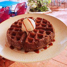 Waffle Churro