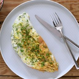 Omelette de Claras